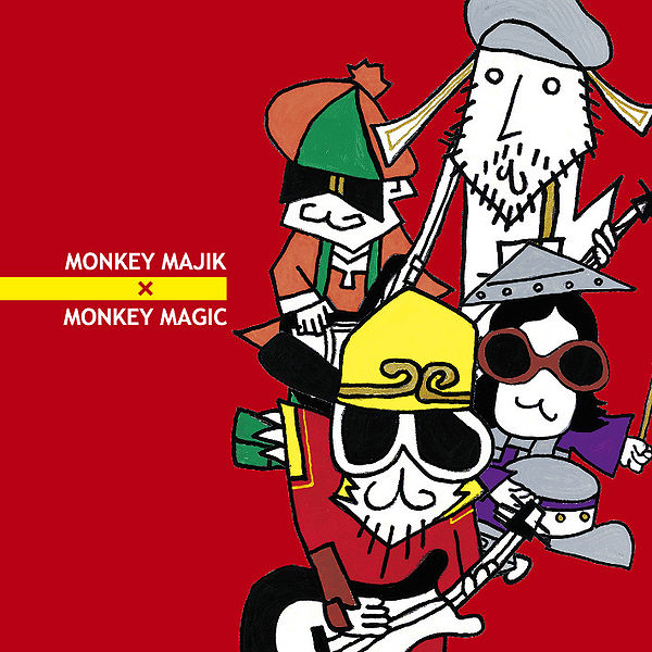 Single MONKEY MAJIK x MONKEY MAGIC by Monkey Majik
