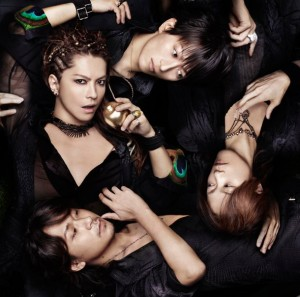 Single X X X by L'Arc~en~Ciel