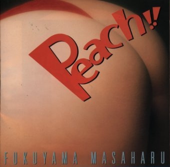Single Peach!! by Masaharu Fukuyama