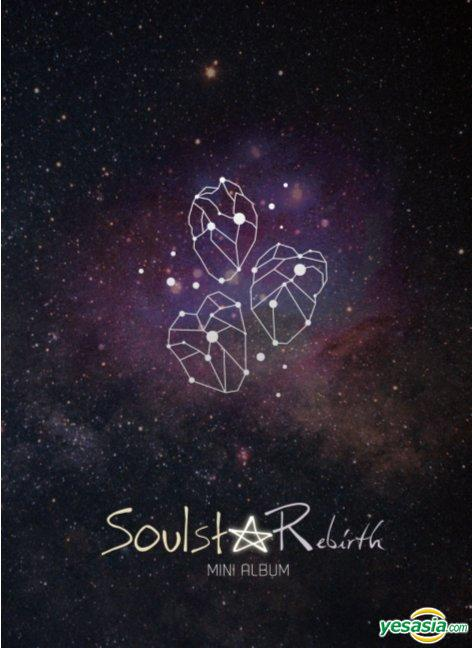 Mini album Rebirth by Soulstar