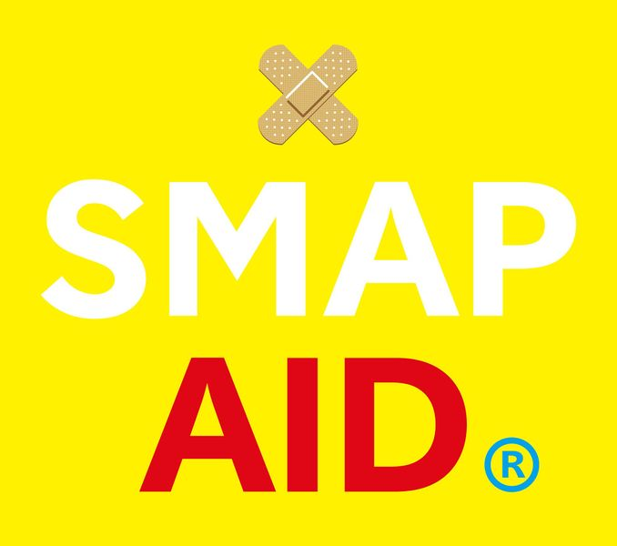 Album SMAP AID by SMAP