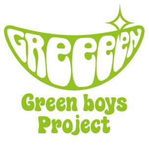 Single Green Boys by GReeeeN