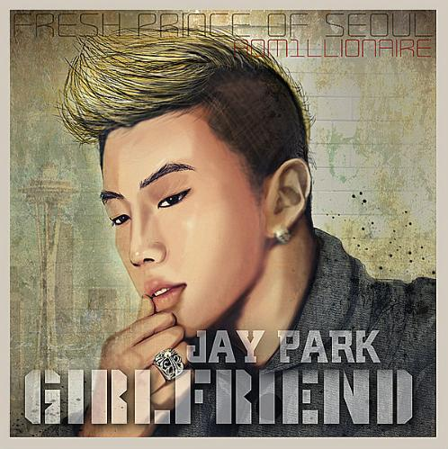 Girlfriend by Jay Park