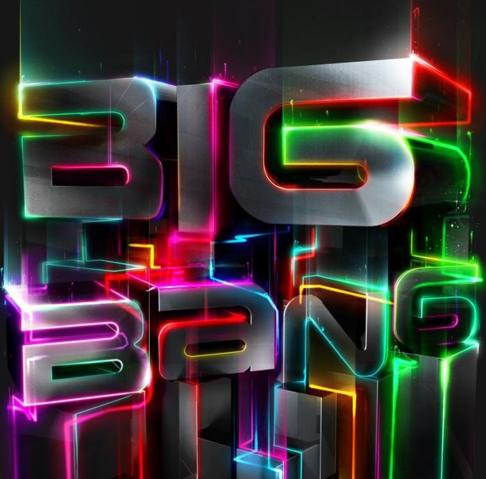 Album THE BEST OF BIGBANG by Big Bang