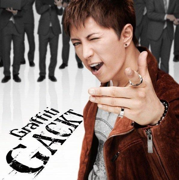 Single Graffiti by GACKT