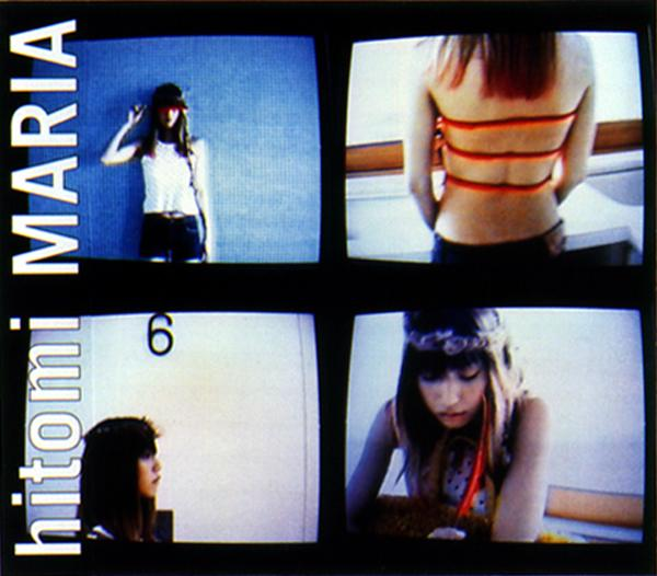 Single MARIA by Hitomi