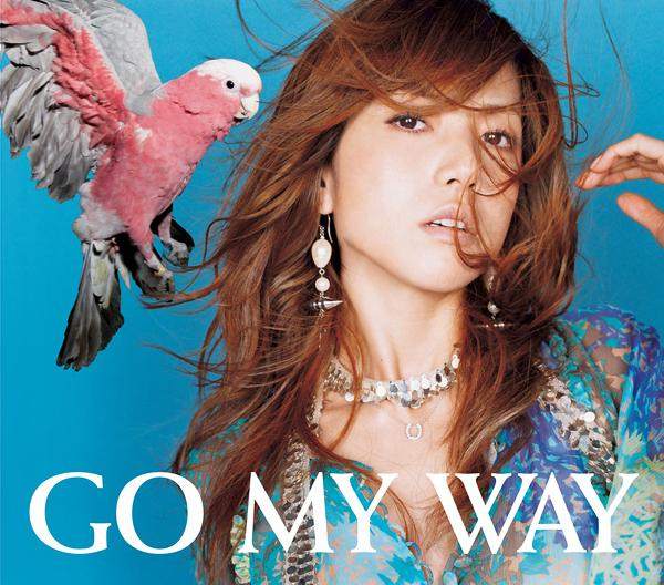 Single GO MY WAY by Hitomi