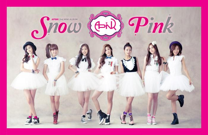Album Snow Pink by APink