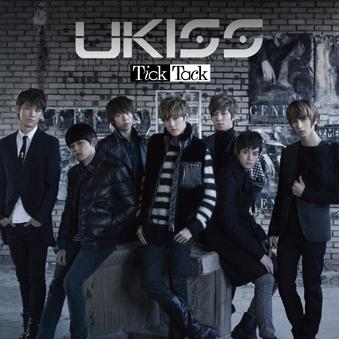 Single Tick Tack by U-KISS
