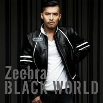 Album Black World / White Heat by Zeebra