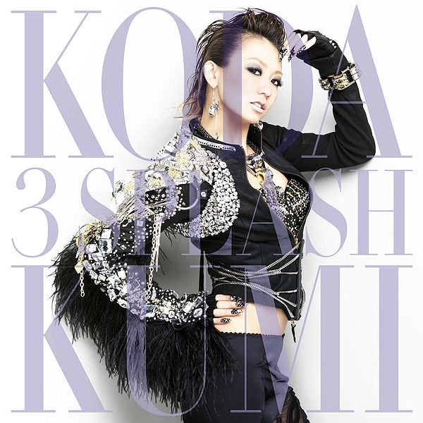 Single 3 SPLASH by Koda Kumi
