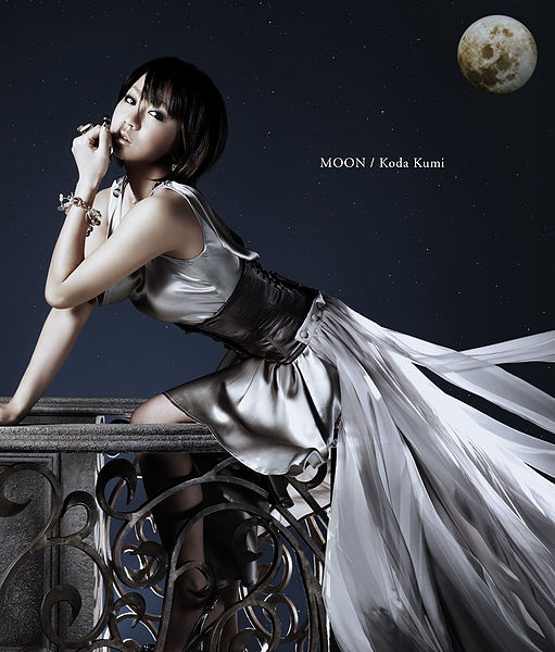 Single MOON by Koda Kumi