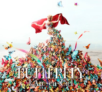 Album BUTTERFLY by L'Arc~en~Ciel