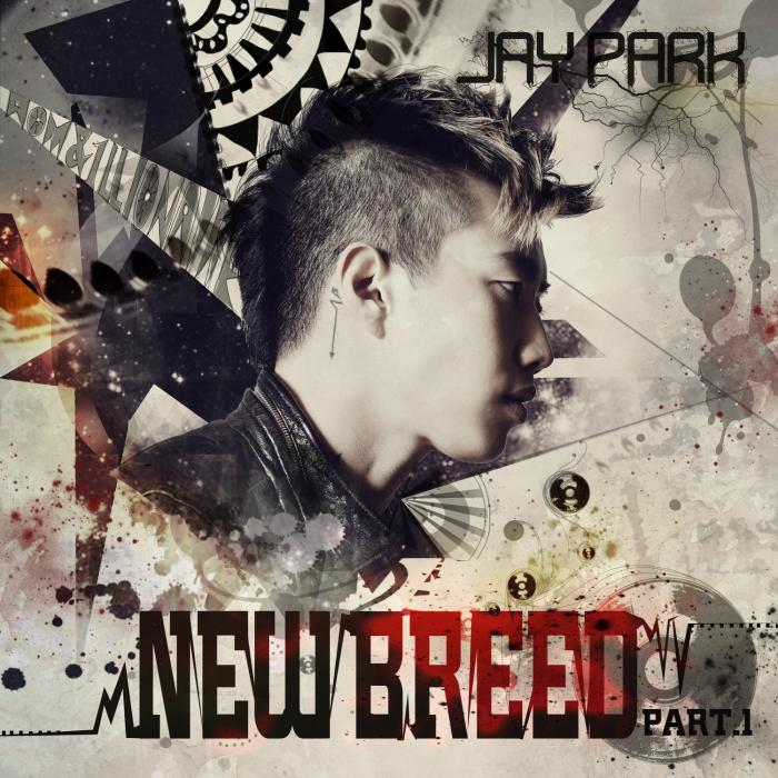 Mini album New Breed Part I by Jay Park