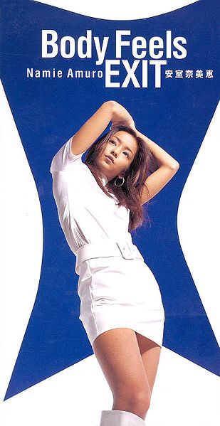 Single Body Feels EXIT by Namie Amuro