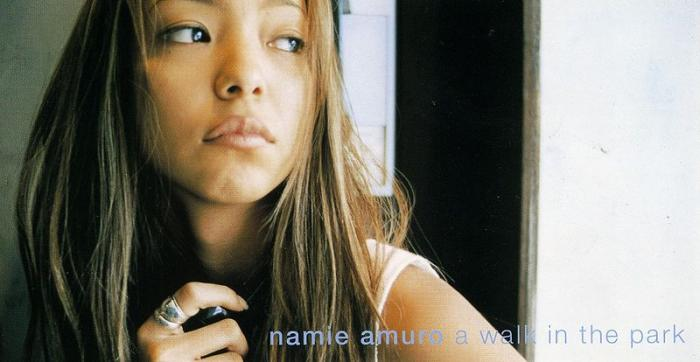 Single a walk in the park by Namie Amuro