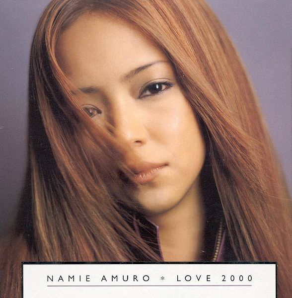 Single LOVE 2000 by Namie Amuro