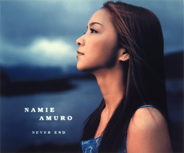 Single NEVER END by Namie Amuro