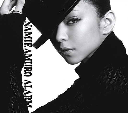 Single ALARM by Namie Amuro