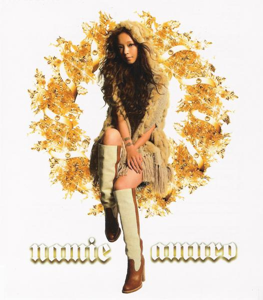 Single White Light / Violet Sauce by Namie Amuro