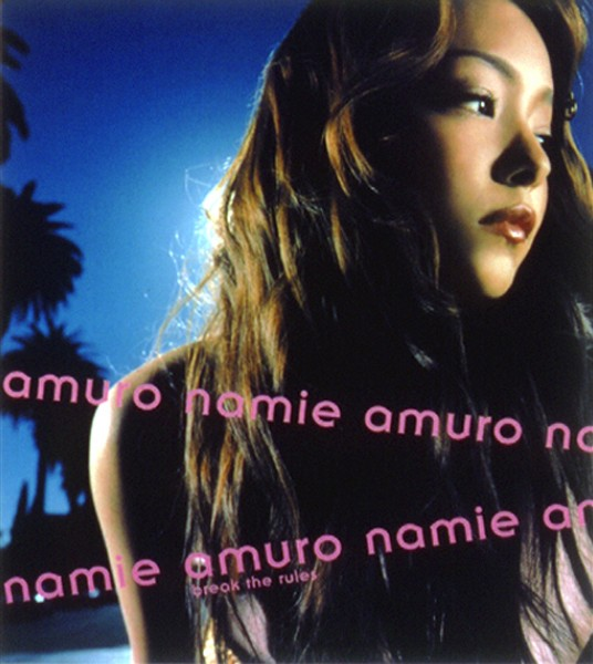 Album break the rules by Namie Amuro