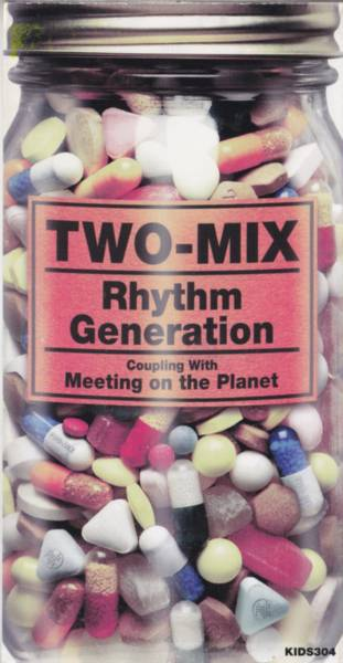Single RHYTHM GENERATION by TWO-MIX