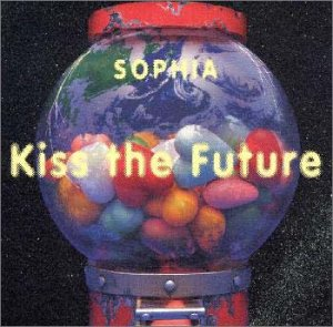 Mini album Kiss the Future by Sophia