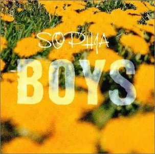 Mini album BOYS by Sophia
