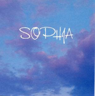 Mini album SOPHIA by Sophia