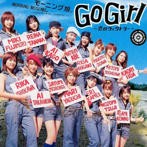 Go Girl (Koi no Victory) by Morning Musume