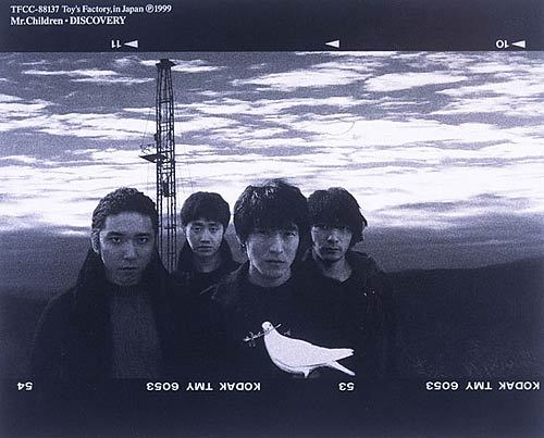 Album Discovery by Mr.Children