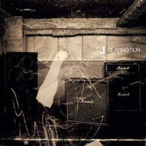 Album Glaring Sun by J