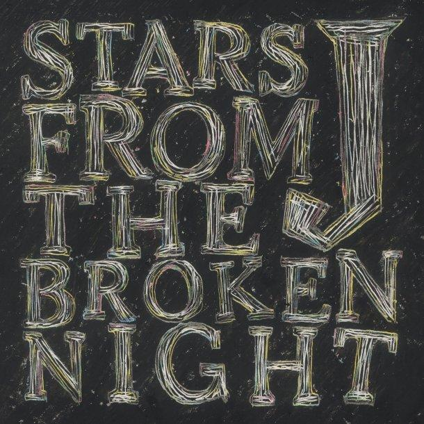 Mini album Stars From The Broken Night by J