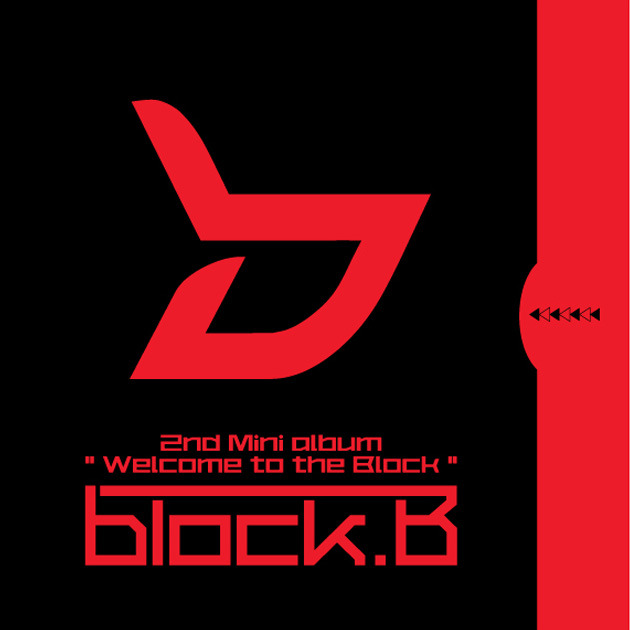 Mini album Welcome To The Block by Block B