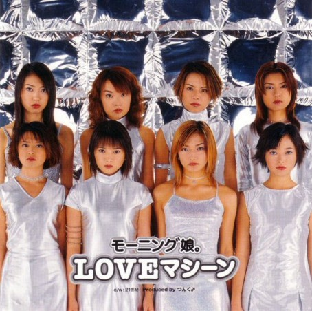 LOVE Machine by Morning Musume