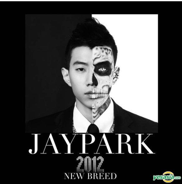 Album New Breed by Jay Park