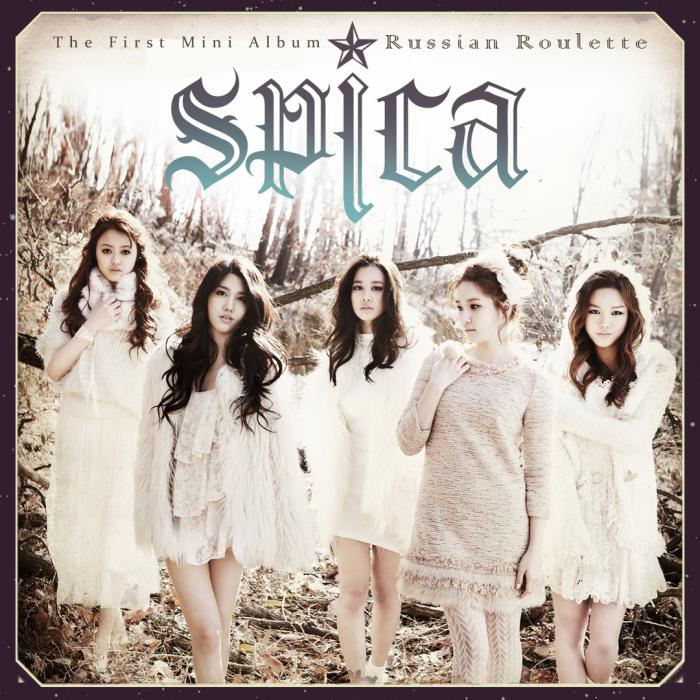 Russian Roulette(러시안룰렛) by Spica (Kpop)