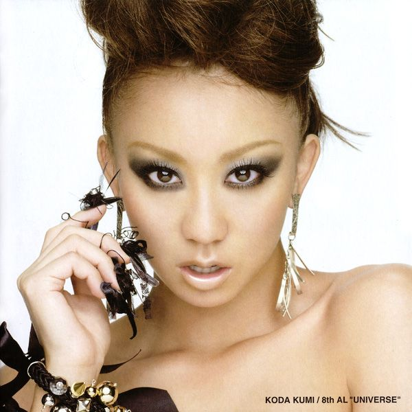 Album UNIVERSE by Koda Kumi