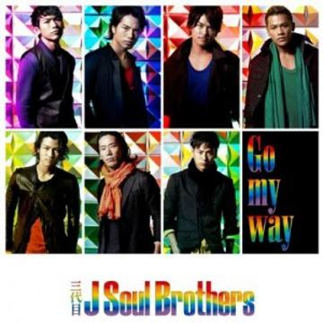 Single Go my way by Sandaime J Soul Brothers