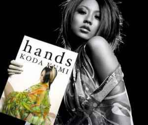 Single hands by Koda Kumi