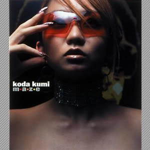 Single m-a-z-e by Koda Kumi