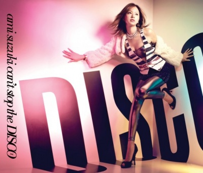 Single Can't Stop the Disco by Ami Suzuki