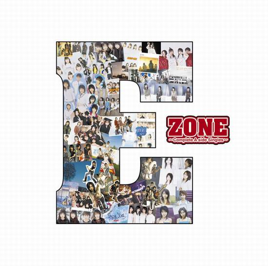 Album E - Complete A side Singles by ZONE