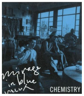 mirage in blue by CHEMISTRY