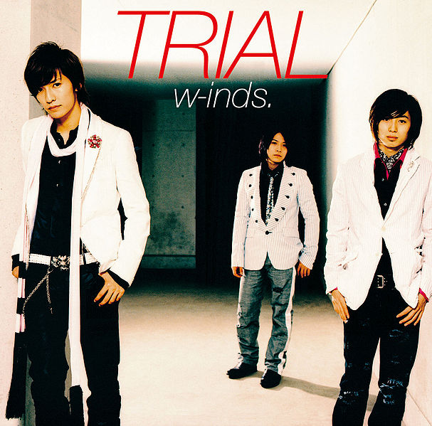 Single TRIAL by w-inds.