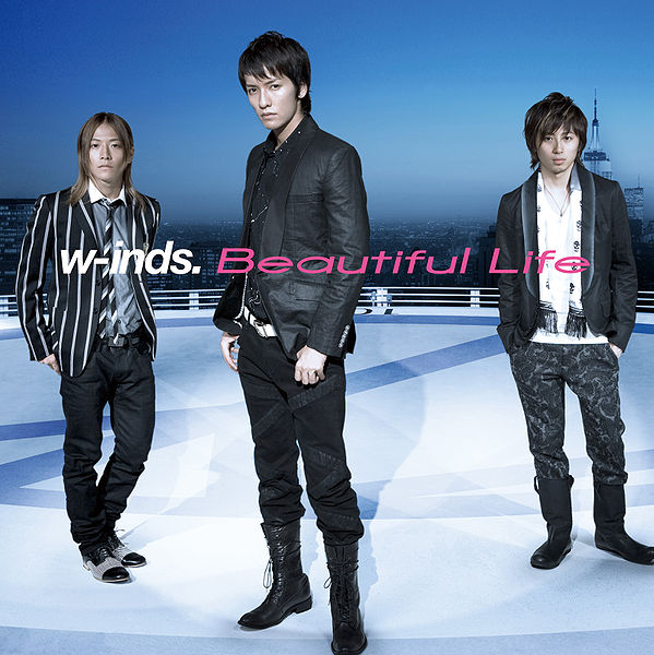 Single Beautiful Life by w-inds.