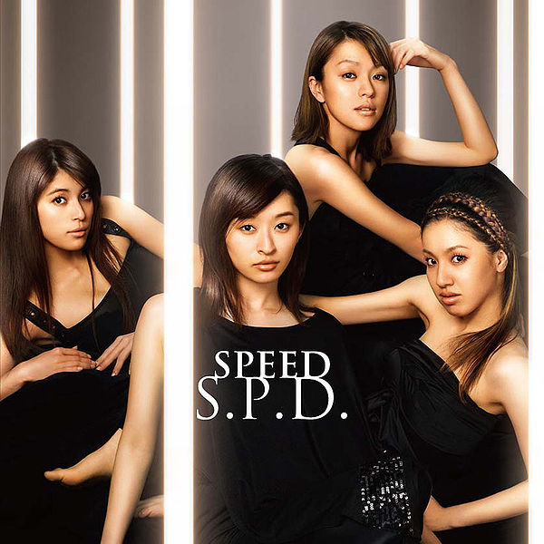 Single S.P.D by SPEED