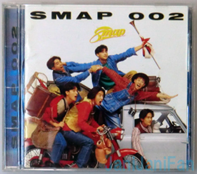Album SMAP 002 by SMAP