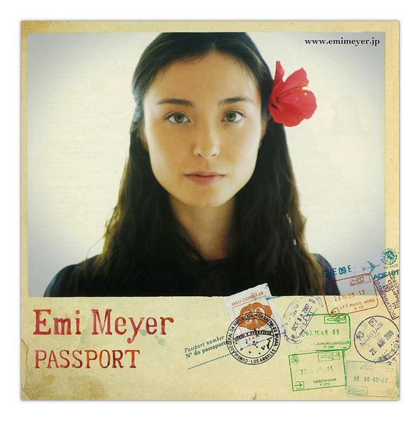 Album Passport by Emi Meyer