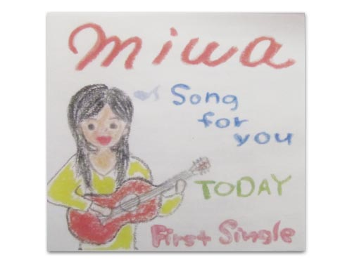 Single Song For You/ TODAY by miwa